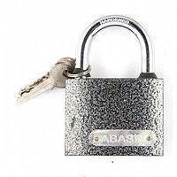"""Замок навесной """"ABAZIN"""" лазерный ключ 38 мм"""