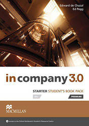 In Company 3.0 Starter Student's Book Premium Pack