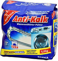 Порошок для очистки стиральных машин от накипи Anti Kalk G&G 1.5 кг