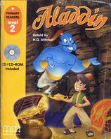 Primary Readers \level 2\ Aladdin (with CD-ROM)