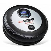 Chetaitai Y17101 Предустановленная цифровой инфлятор воздушный компрессор для накачки шин автомобиля Чёрный