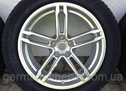 """Диски 19"""" с зимней резиной для Porsche Macan"""