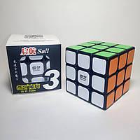 Головоломка Кубик Рубика 3х3 Qiyi-Mofange Sail Black (кубик-рубика)