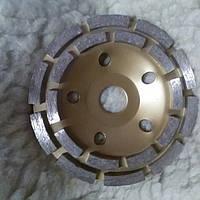 Чашка алмазная по бетону 180-22 сегментная
