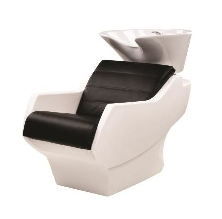 Мойка парикмахерская с креслом TECHNO с вибромассажем