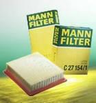 Фильтр воздушный MANN в ассортименте