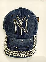 Кепка Бейсболка Подростковая джинсовая 54-55 см В РОЗНИЦУ КЕПКИ 2016 года купить В Одессе 7 КИЛОМЕТР
