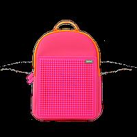 Рюкзак Upixel Rainbow Island - Оранжево-розовый