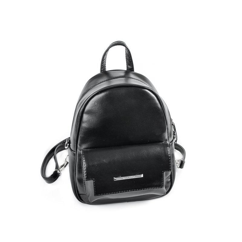 Женский рюкзак городской стильный модный из кожзаменителя М133-Z -  Интернет-магазин Dobrasumka в 81772c84928