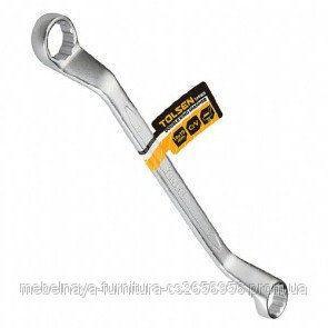 Ключ накидной двухсторонний  глубокий 18*19мм