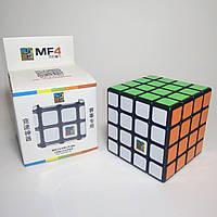 Кубик Рубика 4х4 MoYu MoFangJiaoShi MF4 Black (кубик-рубика), фото 1