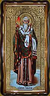 Святитель Спиридон Тримифунтский 112х57 или 110х80см