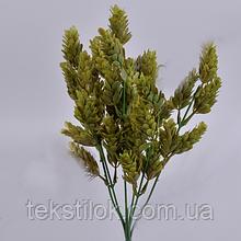 Букет хмеля коричневый зелень искусственная