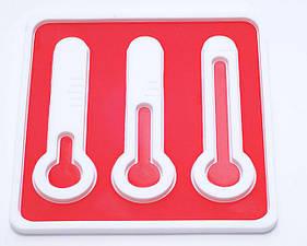 Подставка под горячее Thermometer 15x15см