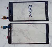 Asus Zenfone Go ZC500TG сенсорний екран, тачскрін чорний