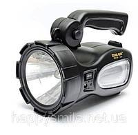 Многоцелевой светодиодный фонарь ZUKE, ручной, модель ZK-L-2126. LED Search Light