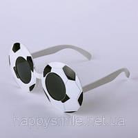 Карнавальные очки «футбол»