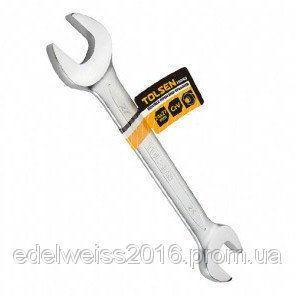 Ключ рожковой двойной,размер 14*15 мм
