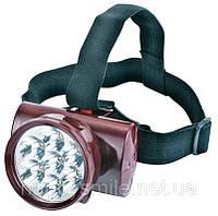 Удобный налобный светодиодный фонарик Yajia YJ-1858