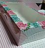 Коробка для зефиров Розы