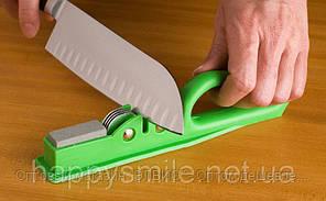 Точилка для ножей со шлифовальным камнем
