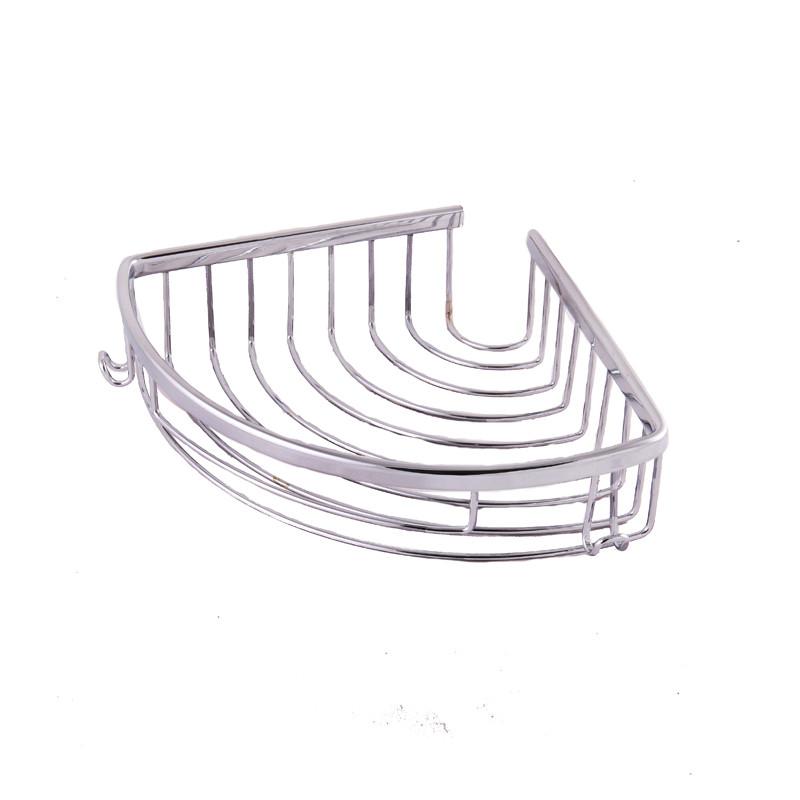 Полка металлическая угловая Aviso, 18 см