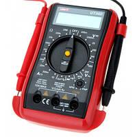Мультиметр универсальный Uni-T UT30D, Тестер UT30D, Измерение тока, Вольтметр, Омметр, Амперметр