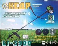 Коса бензиновая Кедр  БГ- 3900