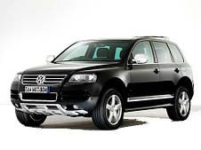 Брызговики Volkswagen Touareg 2002-10г.