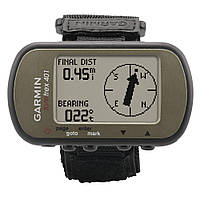 Garmin Foretrex 401 Wearable Gps W/ Compass Baro Altimeter