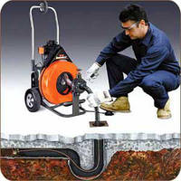 Прочистка канализации | Прочистка труб -Полтава