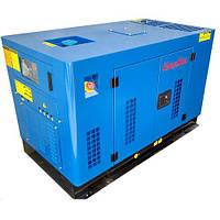 Дизельный генератор трехфазный 13кВт EnerSol SDS-12E-3