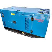 Дизельный генератор трехфазный 17кВт EnerSol SDS-15E-3