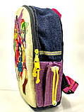 Дитячий рюкзак Літл поні, фото 2