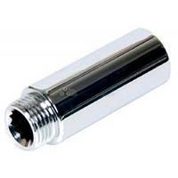 """Подовжувач хром SD 1/2"""" 100 мм (10)"""