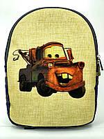 Детский рюкзак Тачки, фото 1