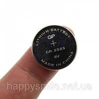 Литий-ионная батарея GP CR2025 (DL2025)