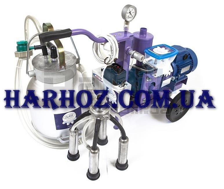 Доильный аппарат УИД-10 с одним ведром