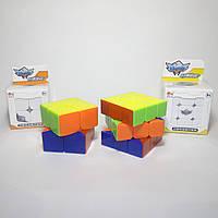 """Набор цветных кубиков Рубика """"2+3"""" от Cyclone Boys (кубик-рубика)"""