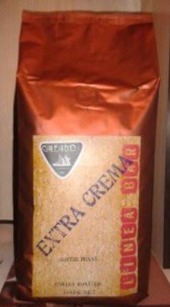 Лучший вендинговый кофе в зернах Galeador Extra Crema 1 кг