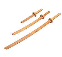 Набор японских мечей самурая: катана, вакидзаси, танто