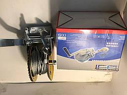 Лебедки автомобильные 1200 фунтів/800кг, фото 2