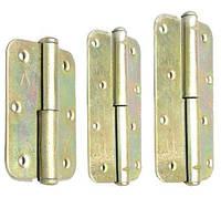 Разъемный дверной навес 130 мм (Желтый)