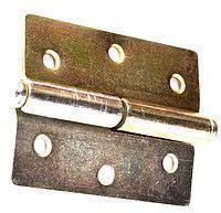 Разъемный дверной навес 70 мм (Желтый)
