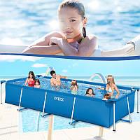 Intex 28273 каркасный бассейн 450 х 220 х 84 см, фото 1