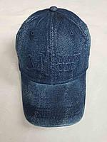 Бейсболка мужская джинсовая В РОЗНИЦУ ARMANI 57-59 см. КЕПКИ 2017 года купить В Одессе 7 КИЛОМЕТР