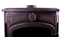 Чугунная печь-камин MERLIN 11kW , фото 3