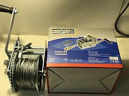 Лебедки автомобильные 2500 фунтів/1500кг , фото 2
