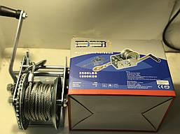 Лебедки автомобильные 2500 фунтів/1500кг , фото 3