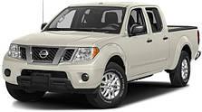 Пороги на Nissan Frontier (c 2006--)